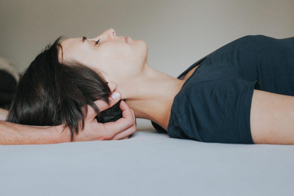 Cranisacral bei Migräne