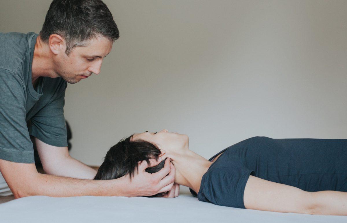 Craniosacral Behandlung